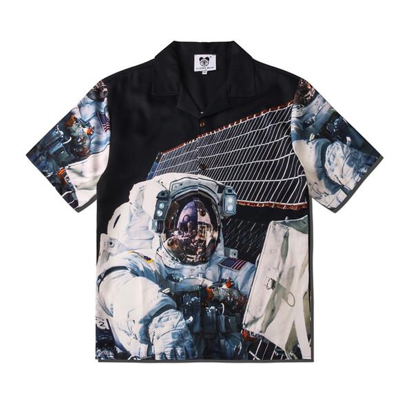 space - Mann-Hemd