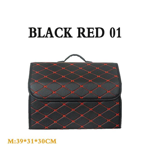 Schwarz rot 01 M