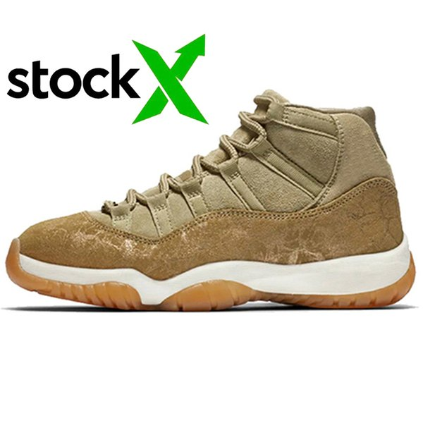14 High Olive Lux 36-47