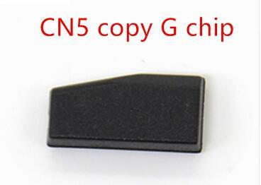 best selling High Quality Wholesale Auto Chips Blank CN5 copy [TOY] G chip 80 bit , can replace CN2 copy 4D (TPX2) (repeat clone by CN900)