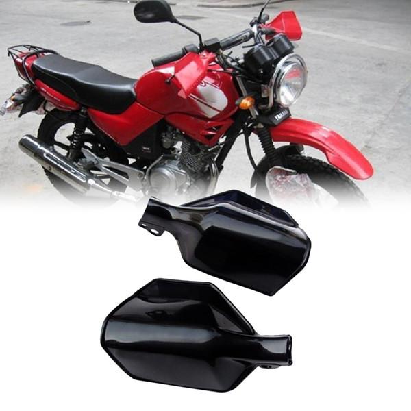 Yamaha Moto Dirt Bike ATV 22mm Handlebar için Motosiklet El Guard Handguard Kalkanı