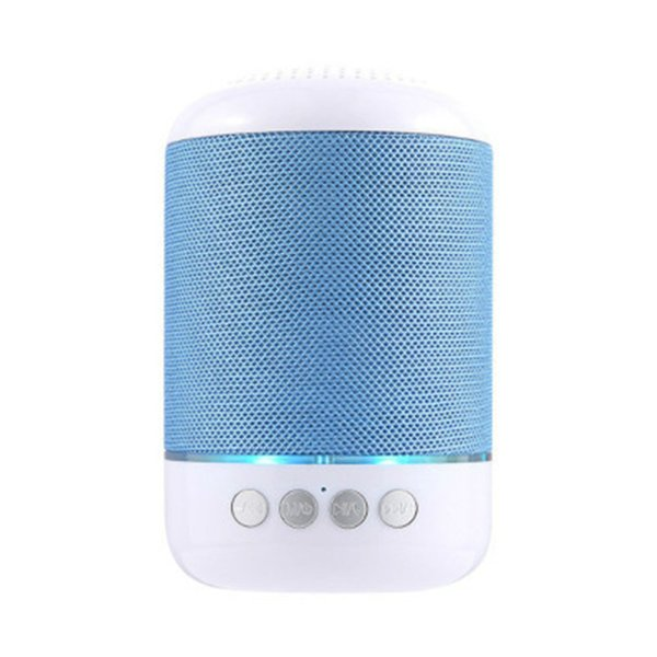 TG115 LED Bluetooth Mini Speaker Wireless Portable Loudspeaker TF USB Music Player FM Radio Mic for iPhone XS 8 Plus Samsung Xiaomi
