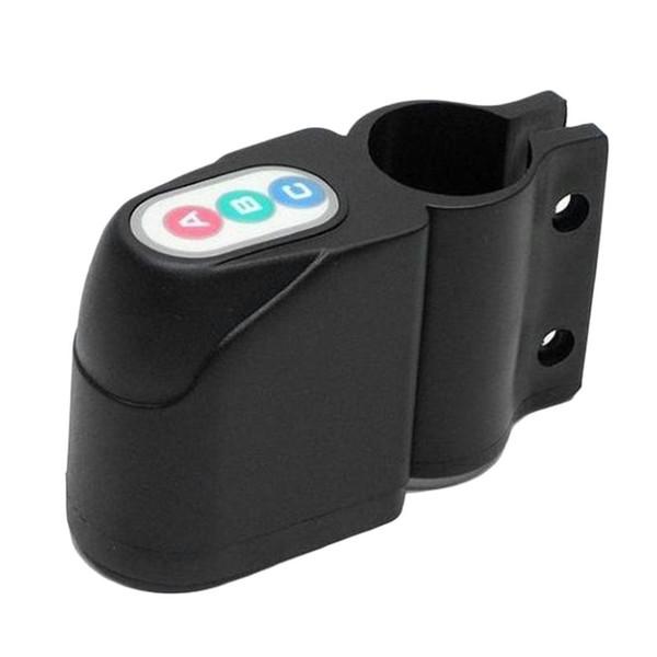 Bicycle Cycling Bike Alarm Anti-theft Lock Loud Sound Security Lock NEW #663399