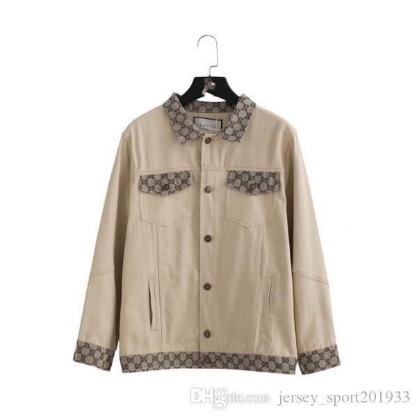 19AW paris G Brief Hoodie Jeans mit Kapuze Cowboy Pullover Fashion Street beiläufige Hoodies Outdoor-Sweatshirts Frauen Männer Mantel