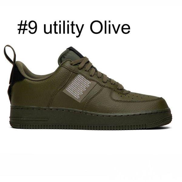 Nr. 9 Utility Olive