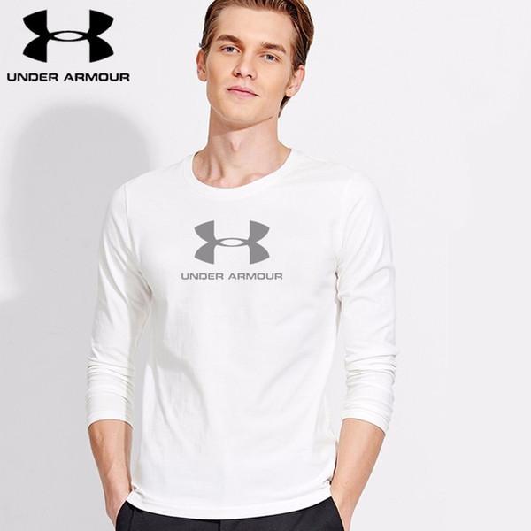 2019 nouveaux chandail à manches longues hommes coton haut de gamme impression personnalité mode mode sauvage marée occasionnelle mâle 612 595289776