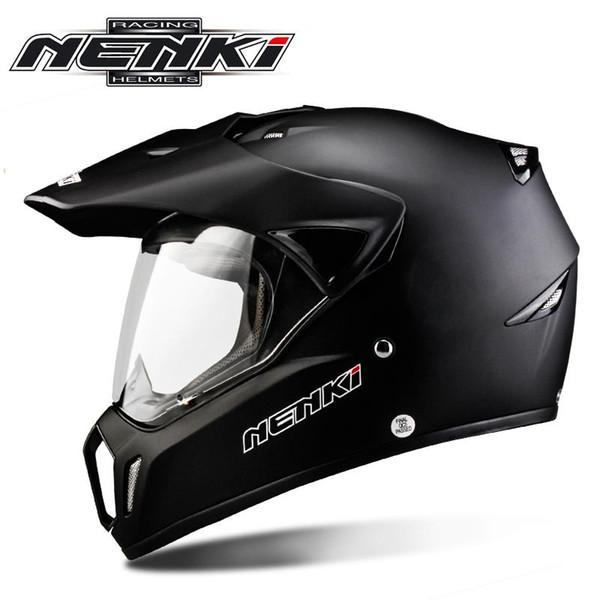 NENKI Motorcycle Helmet 310 Full Face Motorcycle Adult Motocross Off Road Helmet ATV Dirt bike Downhill racing helmet
