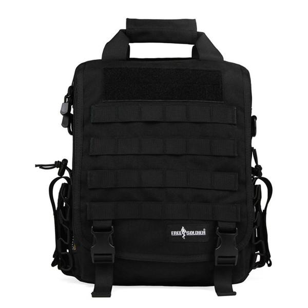 Outdoor Sport Tactical Backpack For Men Camping Hiking Travel Backpack 14 Inch Laptop Bag Single Shoulder