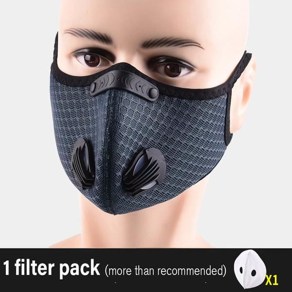 gris avec un filtre