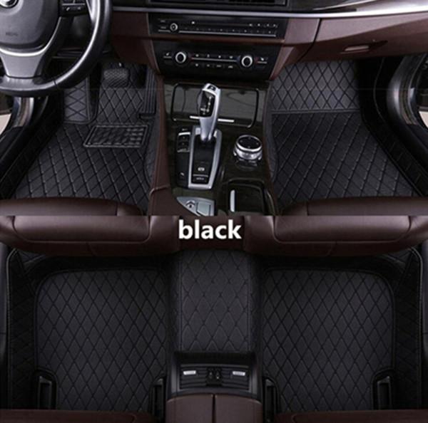 Applicable à Subaru Impreza 2007-2015 tapis de voiture Sedan Tapis intérieur imperméable antidérapante respectueux de l'environnement, insipide et non toxique
