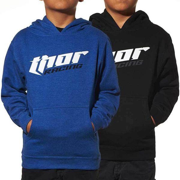 New 2019 Men's Clothing 100% Cotton MOTO GP Motocross Jacket Moto GP Zip Hoodie Racing Sports Sweatshirt Crew Fleece Black Gray
