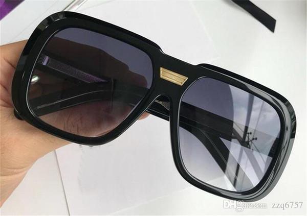 New fashion women sunglasses 0247 retro fashion big frame simple avant-garde design style top quality uv protection eyewear
