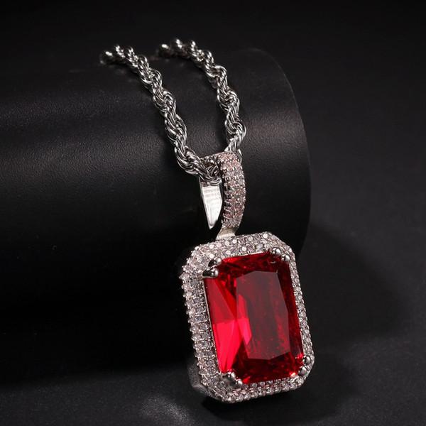 Silber+Rot