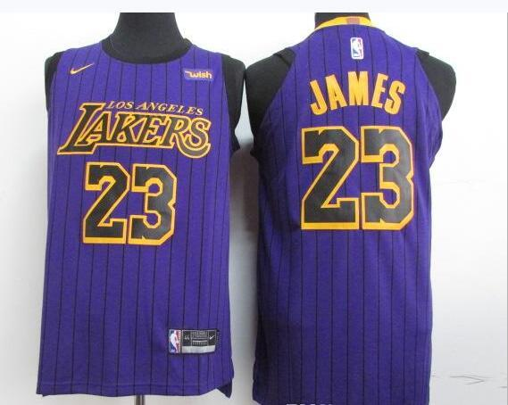 new arrival 79188 ab90c 2019 2019 NEW 23 James La Lakers Jersey LBJ Yellow Purple Lonzo Ball Los  Angeles LeBron Black Lakers Kobe Bryant Basketball Jerseys From Footjer, ...
