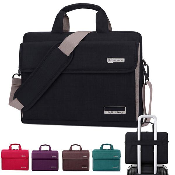 Laptop Shoulder Bag Notebook Messenger Handbag Case 13 14 15 inch Fr Lenovo MSI