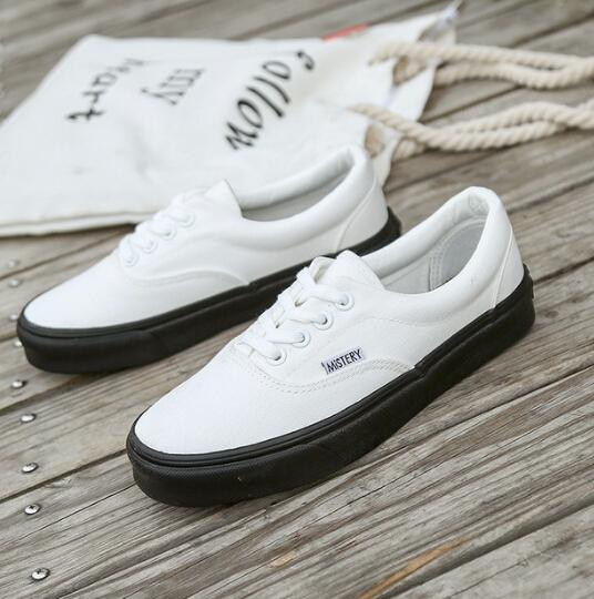 Women's casual shoes 2019 spring fashion Street shot canvas feminine Zhilong with Korean casual shoes 2019 spring chic shoes