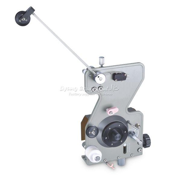 Mecánica de amortiguación del tensor de tensión del controlador de la bobina Winder máquina de bobina de alambre de 0,02 mm de diámetro hasta 1,2 mm Rango 7-5000g