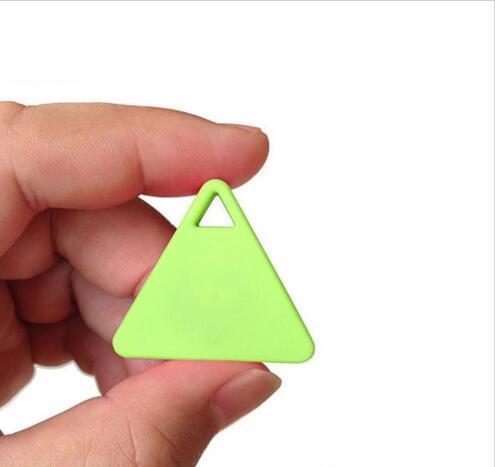 Venta al por mayor Bluetooth inalámbrico 4.0 Anti-perdida Antirrobo Dispositivo de alarma Rastreador GPS Localizador Clave / Perro / Gato / Niños / Carteras Buscador Tracer