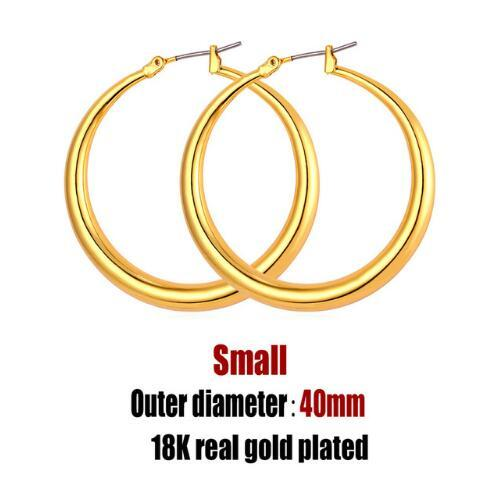 diâmetro 40mm de ouro