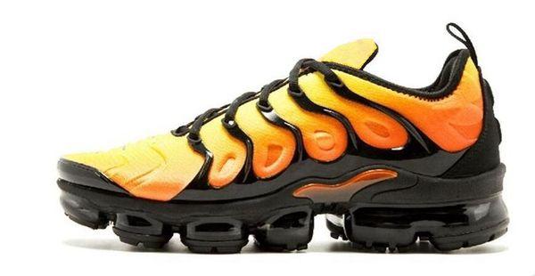 2019 TN Plus colorfull vente chaude Jeu Royal Mandarine menthe Grape Volt Hyper Violet formateurs de plein air Chaussures Sneaker Hommes femmes Designer chaussures