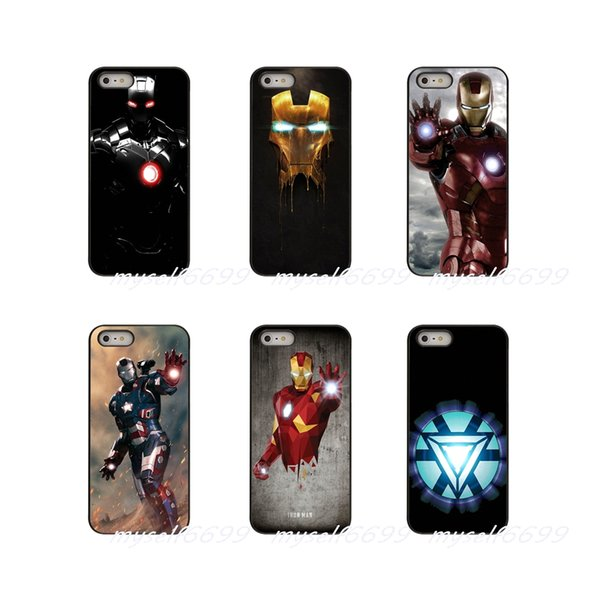 Iron Man Hard Phone Case Cover For Samsung Galaxy A3 A5 A7 J2 J3 J5 J7 2015 2016 2017 Europe Prime