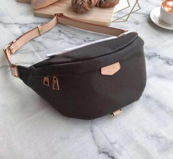 2019 Newest Stlye Bumbag Cross Body Shoulder Bag Waist Bags Temperament Bumbag Cross Fanny Pack Bum Waist Bags