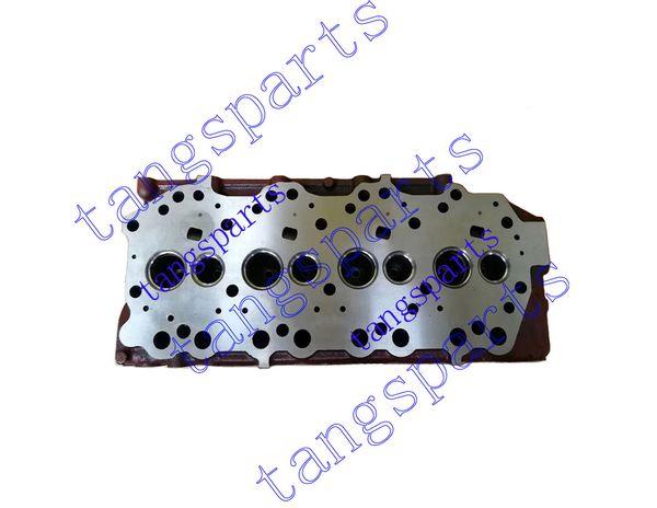 best selling New S4Q2 Cylinder head Fit Mitsubishi diesel excavator forklift dozer etc. engine parts kit in good quality