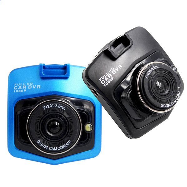"Car DVR Full HD 720P Car Cameras 2.4"" Video Registrator Recorder Black Box 140 Degree Wide Angle Night Vision"
