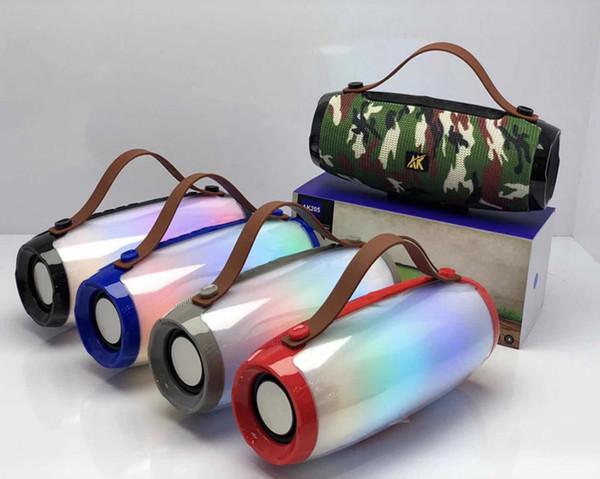 Makescc AK-205 Wireless Bluetooth Speaker Radio Portable Card Sound Gift Speaker Factory
