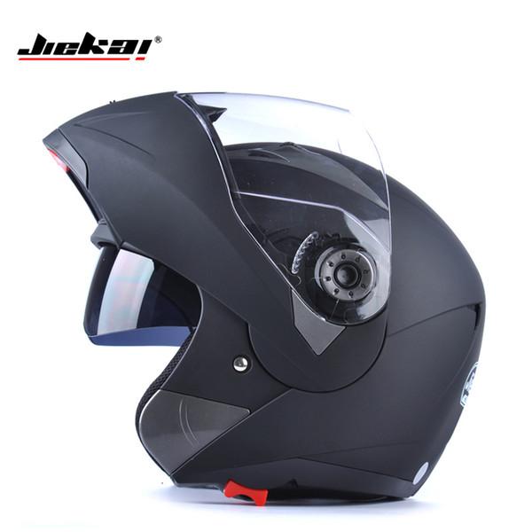 Herkes Ekonomik Motosiklet kask yukarı çevirmek kask, modüler kask, yarış kask ücretsiz shpping JIEKAI-105