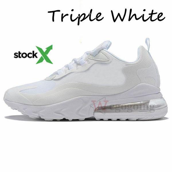 14.Triple White