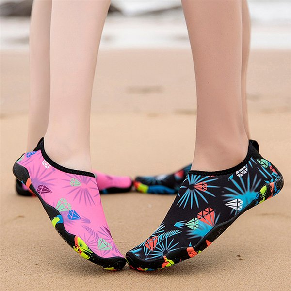 Lefehigh Diving Swimming Sneakers Summer Couple Beach Yoga Wading Shoes