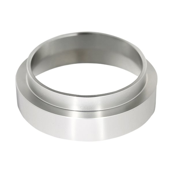 best selling Portable Aluminum Coffee Dosing Ring, Intelligent Espresso Dosing Funnel, Practical Easy to use Powder Brewing Bowl