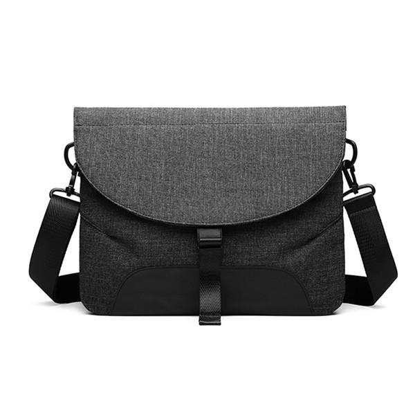 USB Waterproof Messenger Bag Men's Multifunctional Side Bag School Outdoor Sports Over Shoulder Crossbody