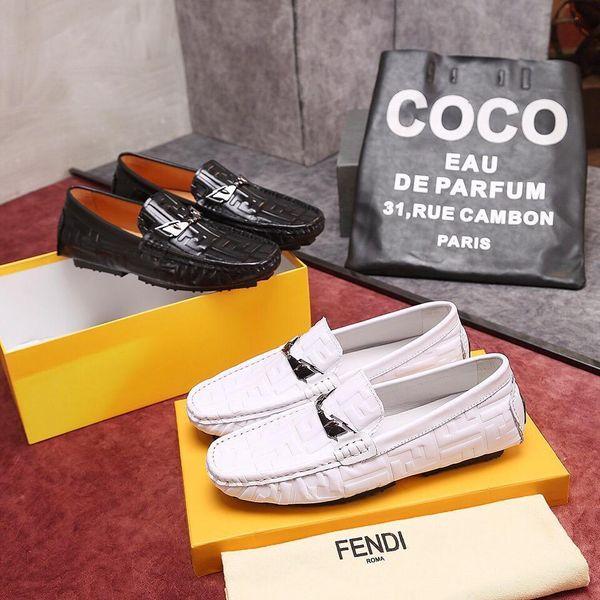 2019Tasarımcı Erkek Lüks Ayakkabı Koşu SneakersFendi 2020 Erkekler rahat ayakkabılar 38-45 1309-5