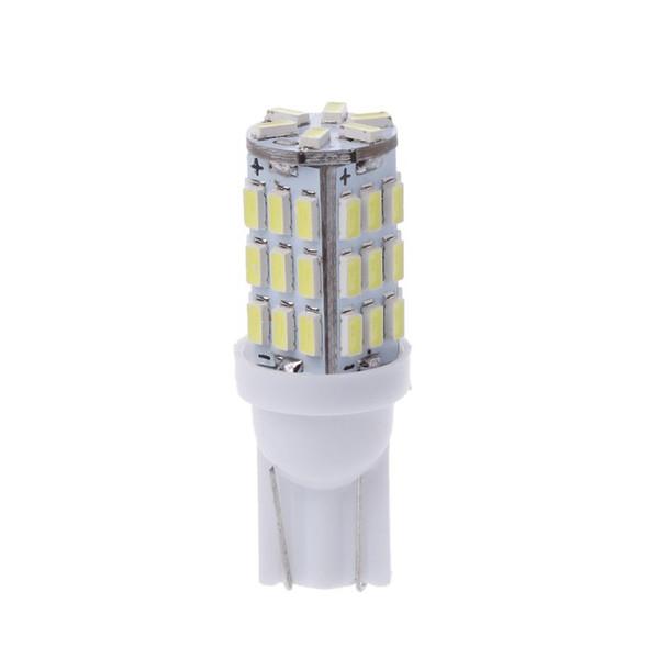 Super Bright RV Trailer T10 921 194 42-SMD 12V Backup auto retromarcia luci a LED Lampada di larghezza di luce bianca