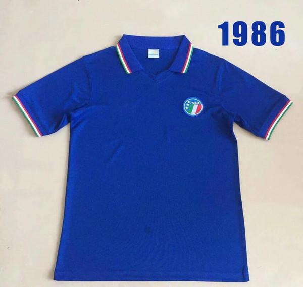 1986 rétro Italie