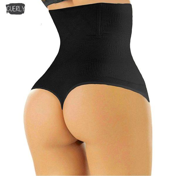 Формирователь Женщина талии Cincher Girdle Пластик Тоньше Sexy Стринги животик Shapewear Panty Контроль тело трусы для похудения