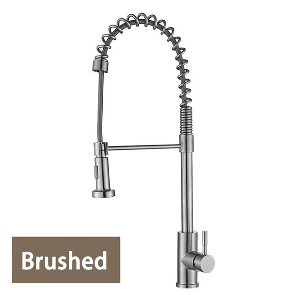 Brushed Faucet