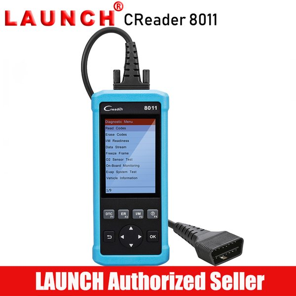 LAUNCH Scanner CReader 8011 CR8011 OBDII/EOBD Code Reader ABS/SRS Diagnostic Scan Tool EPB/BMS and Oil Service Light Resets