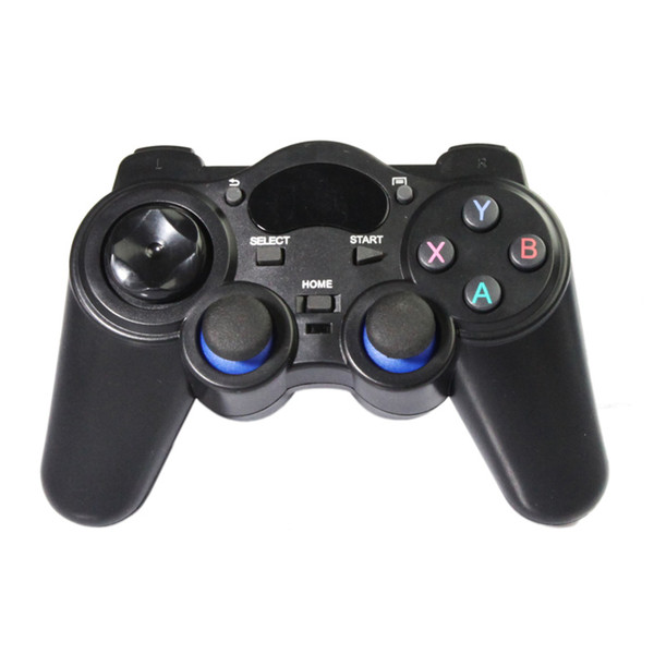 1pcs 2.4G Wireless Game player Controller Gamepad Joystick mini keyboard remoter Compatible with multiple devices,PK manette ps4