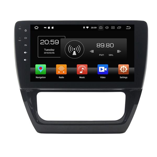 "4GB RAM 32GB/64GB ROM Octa Core 10.1"" Android 8.0 Car DVD GPS for VW Volkswagen SAGITAR 2012 2013 2014 RDS Radio Bluetooth WIFI Mirror-link"