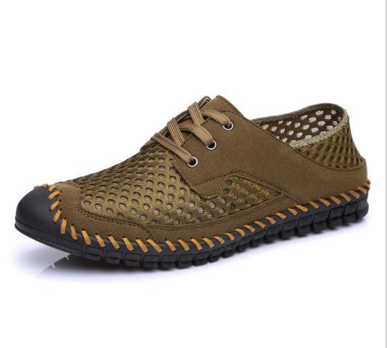 KHB 2018 nakliye erkek moda ve rahat vahşi rahat ayakkabılar ücretsiz kargo