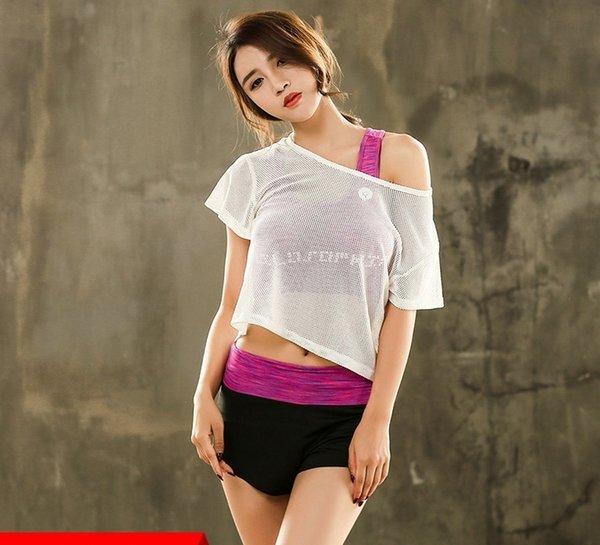 Maglia camicia-Bra-Short14