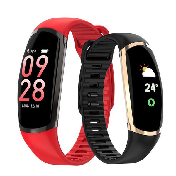 Compre Smart Armband R16 Android Ios Herz Banda De Frecuencia Monitor Schlaf Blutdruck Fitness Tracker Wasserdicht Sport Band A 10449 Del Slimskirt