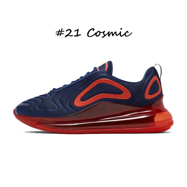 # 21 Cosmic