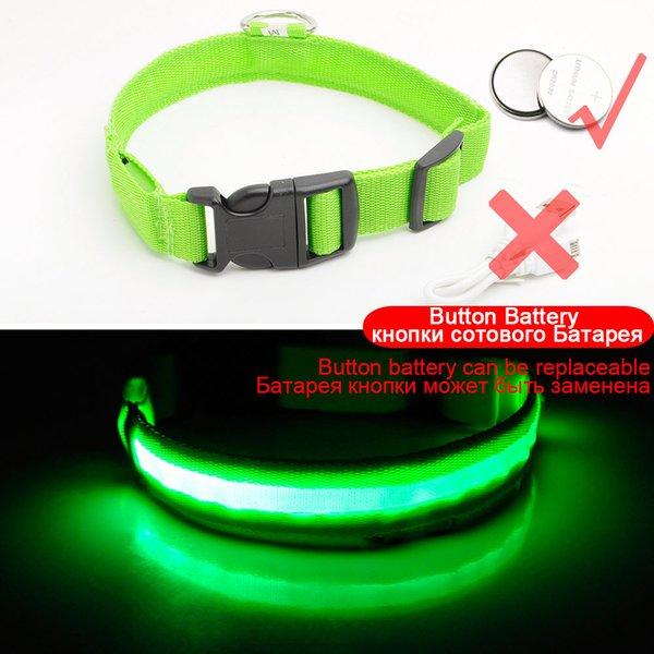 Green Button Battery