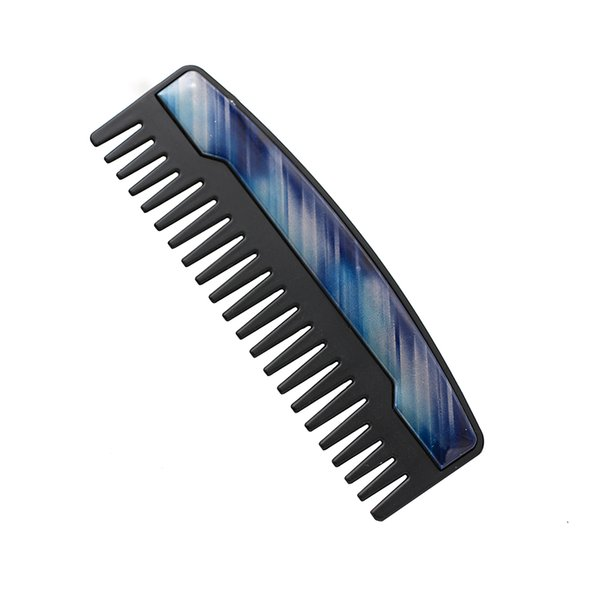 Beard Carding Comb Practical And Durable Stainless Steel Men Hair Comb For Best Gift Comb