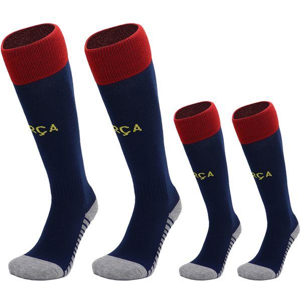 best selling European Champions Cup Soccer Socks Designer 2019 Mens Children Home Away Branded Sports Football Socks with LOGO Thai Quality