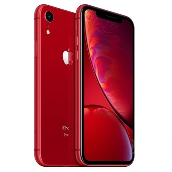 100% Original Refurbished Cell Phones Apple iPhone XR 4G LTE Mobile phone 6.1inch 12.0MP 3G RAM 64G 128G ROM Face ID Cellphone